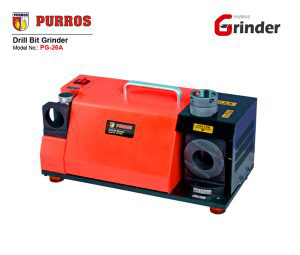 PG-26A Portable Twist Drill Bit Grinder