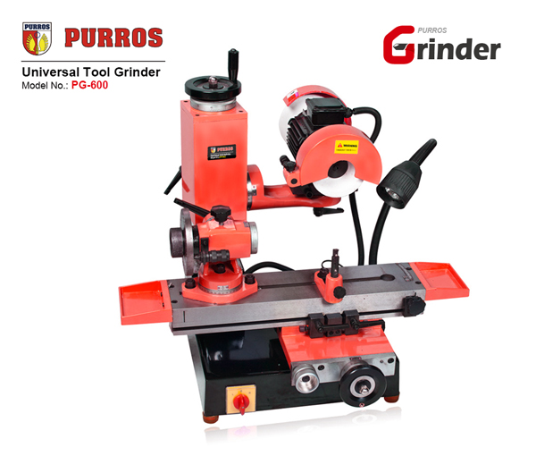 PURROS PG-600 Universal Tool Grinder | universal tool and cutter grinder machine Manufacturer