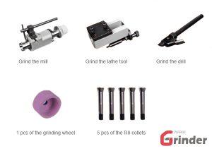 PG-U3 Universal Cutter Sharpener, Universal Tool and Cutter Grinding Machine, Universal Cutting Grinding Machine Manufacturer