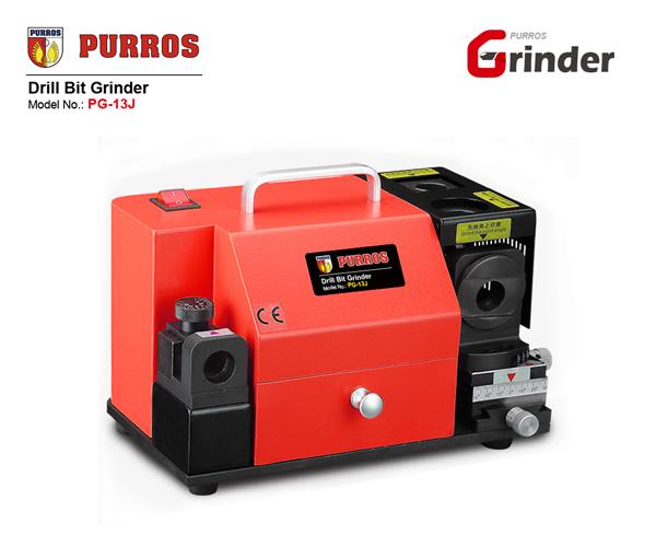 PURROS PG-13J Portable drill bit grinder, stepped drill grinder, automatic drill bit sharpener manufacturer