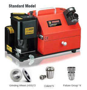 PURROS PG-X3A End Mill Grinder, Drill Bit Grinding Machine, Drill Bit Grinder