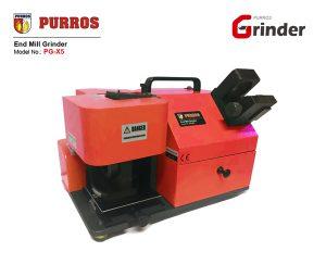 PG-X5 end mill grinder, end mill sharpening machine, end mill grinder manufacturer