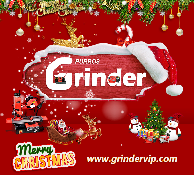 www.grindervip.com Merry Christmas and Happy Prosperous New Year drill bit grinder