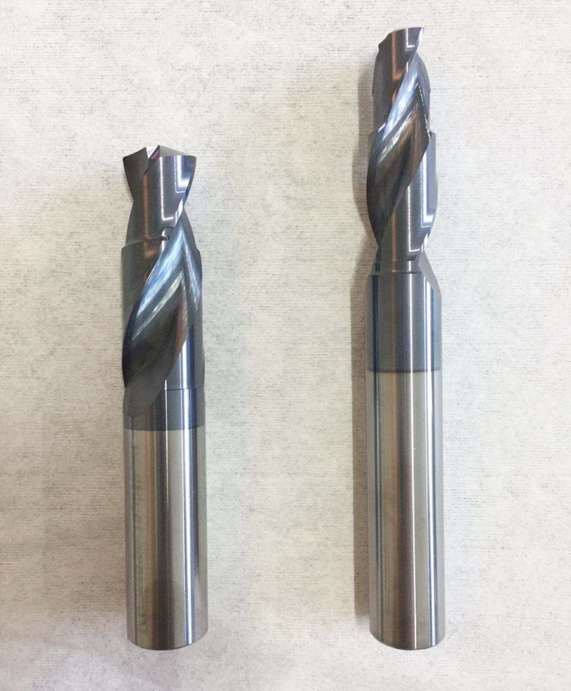 www.grindervip.com Application of coating technology, drill bit coating technology, tool coating technology, tool durability, tool coating, vapor deposition method, advantages of drill bit coating, grinding coated drill bit, coating drill bit grinder, drill bit grinder